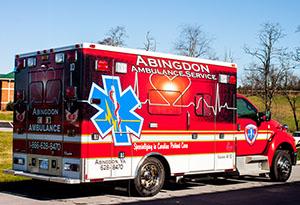 Cardiac Ambulance